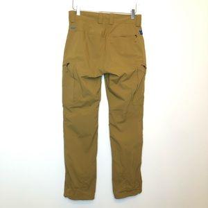 Haglof Sz S Hiking Pants with lots of pockets